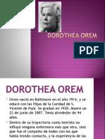 Dorothea Autocuidado