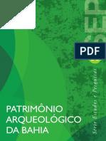 Patrimônio Arqueológico da Bahia