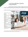 Web de Software de Psicometría Laboral en Línea