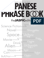 frases en japones
