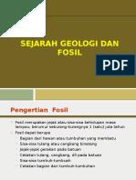 Fosil(Terjemahan)