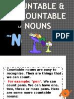 Contables y No Contables