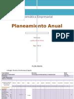 Plan Anual TIC