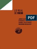 Alemán (Comp.) - Lo Real de Freud