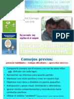 Interaccion Sensorial en niños