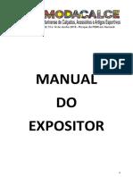 1 - Manual Do Expositor - 3 Modacalce