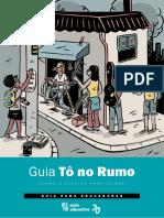 Guia Tô no Rumo- Silvio Bock