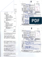 Foreclosure Registered Mail Receipts