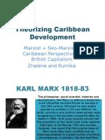 Theorizing Caribbean Development