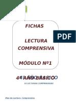 FICHAS DE COMPRENSIÓN LECTORA 4° BÁSICO