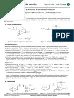 CE1 Exp10 Integrador e Diferenciador Com Amplificador Operacional