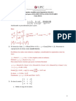 Clase Integral EB 2014-1 Solucionario
