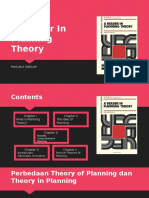 A Reader in Planning Theory Summary (in Indonesian)