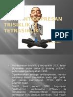 Antidepresan Trisiklik Dan Tetrasiklik