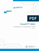 SmartPTT Basic 9.0 Configuration Guide