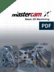 Basic 2D Machining Tutorial