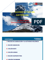 Volcanes Del Peru