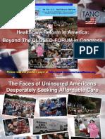 Rx for U.S. Healthcare Reform (2010) - Full Presentation