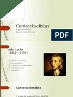 Contractualistas- John Locke