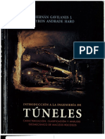 1 Introduccion Ingenieria de Tuneles (2004)