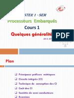 Proc Embarqués Cours 1