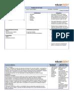 planificaciondeclaselenguajeycomunicaciontercerobasicofabulayafiche-130715035923-phpapp02.doc