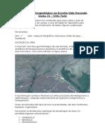 Relatório Hidrogeológico Na Ecovila Vale Dourado Gleba 01 (Cópia Em Conflito de Juruna de Paula Sousa 2016-03-07)