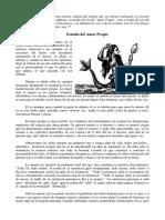 Práctica No. 38 - Estudio Del Amor Propio