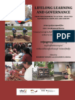 Lifelong Learning and Governance