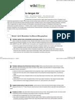 6 Cara untuk Mencuci Mata dengan Air - wikiHow.pdf