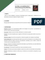 Propuesta de Codificacion de Documentos