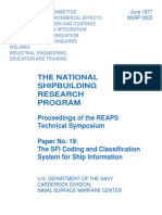 THE NATIONAL SHIPBUILDING RESEARCH PROGRAM