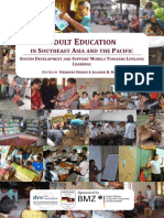 Adult Education in Southeast Asia and the Pacific