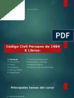 Derecho Civil - Personas