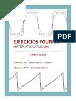 Análisis de Fourier - Ejercicios Resueltos