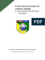 Pedoman Komite Medis