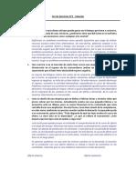 Set de Ejercicios - Oferta y demanda