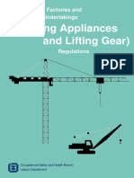 Lifting Appliances