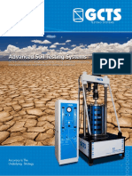 GCTS Soils Testing - Full Catalogue