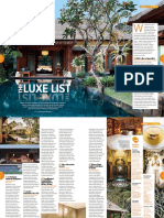 Hotel Trend Luxury Resorts