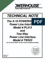 x10 Protocol