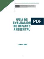 IMPACTO AMBIENTAL LEYES Y NORMAS EN EL PERU