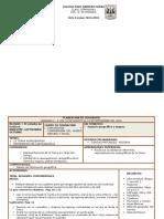 Planeaciones Bloque 1 Geografia Del 31 de Agosto Al 11 de Septiembre Del 2015.