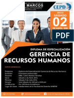 Grupo2-Gerencia de Recursos Humanos - Grupo Sabado 02 de Abril