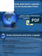 green solvent
