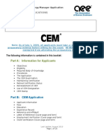C.2.CEM.1- CEM Application