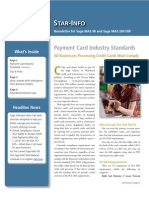 CV of Alan Harrison, Security Manager 2013 | Payment Card Industry