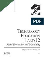 Metal Fabrication Guide