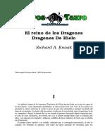 Knaak, Richard - El Reino de Los Dragones 2 - Dragones de Hielo.pdf