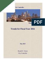 Hcad Trends 2016